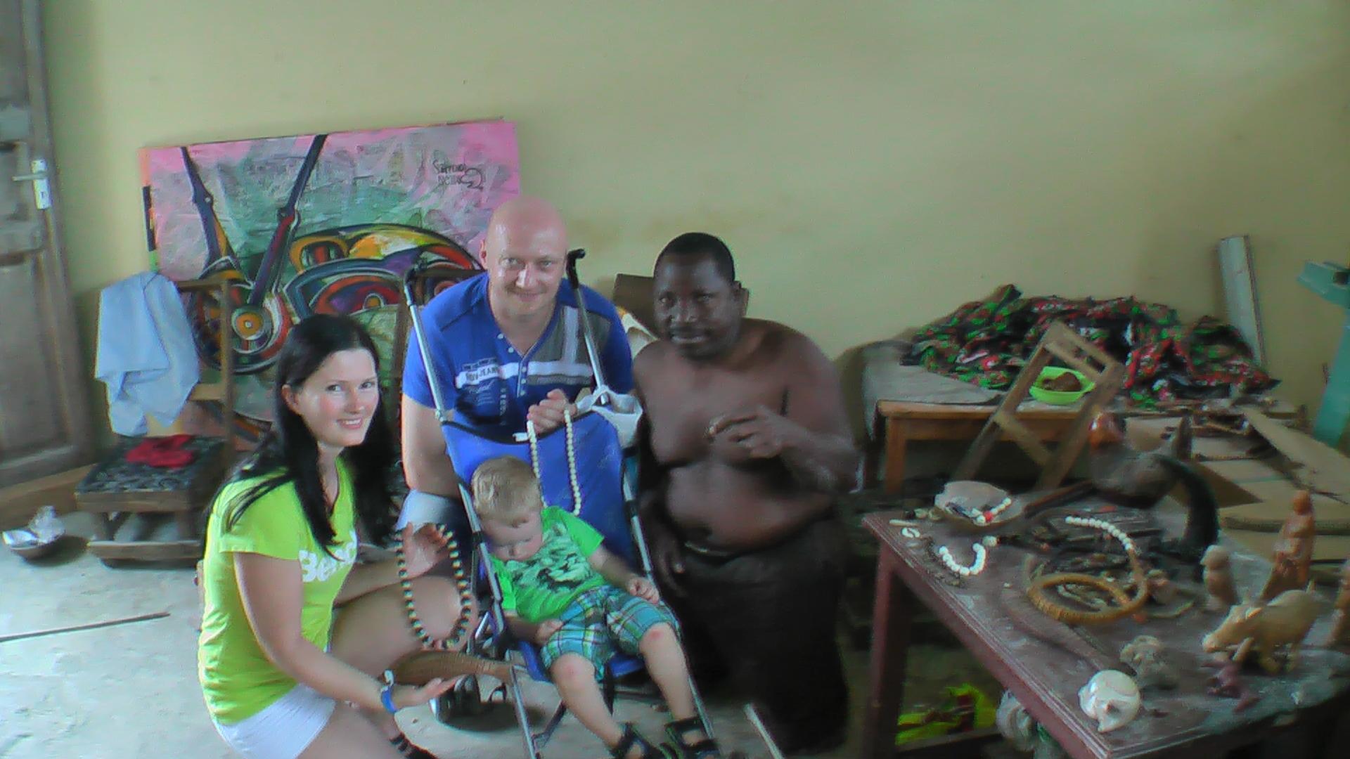 Kenia Behindertenheim